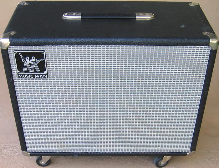 Music Man Amps Discussion Forum: Single 12